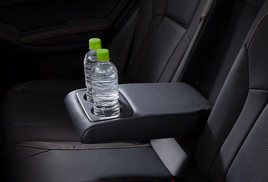 Rear Seat Centre Armrest